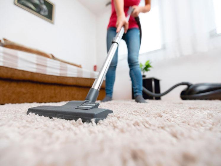 Consejos para limpiar correctamente tu alfombra