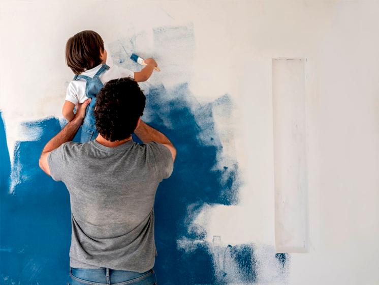 Así es como influyen los colores de tu hogar en tu estado de ánimo